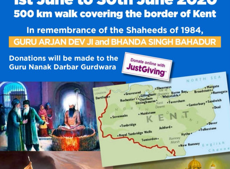 SHAHEEDI CHARITY WALK