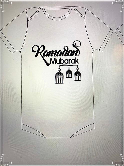 Ramadan baby onesie