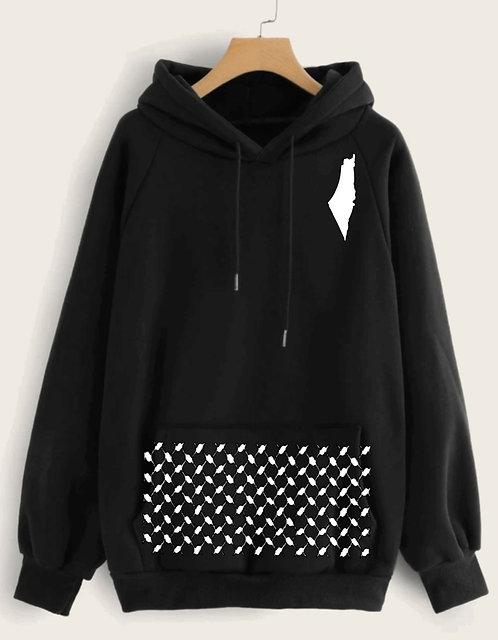Palestine hooded sweatshirt