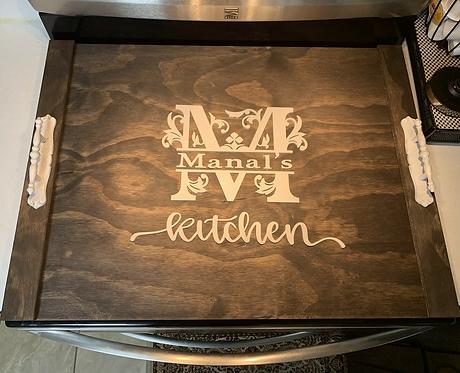 Custom made noodle boards