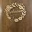 Thumbnail: Salaam wooden wreath