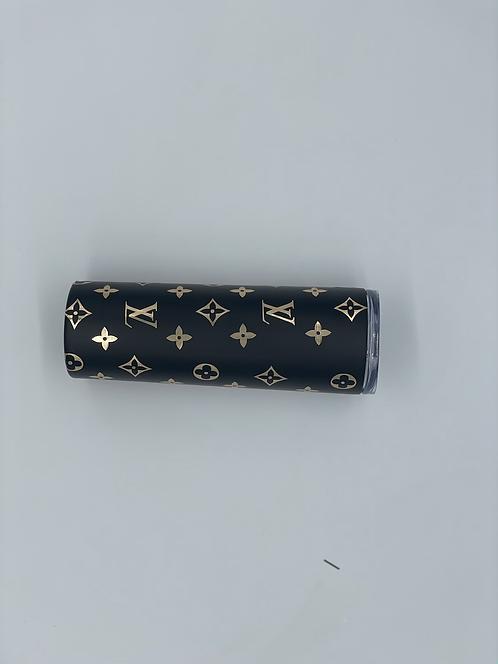 Louis Vuitton inspired tumbler