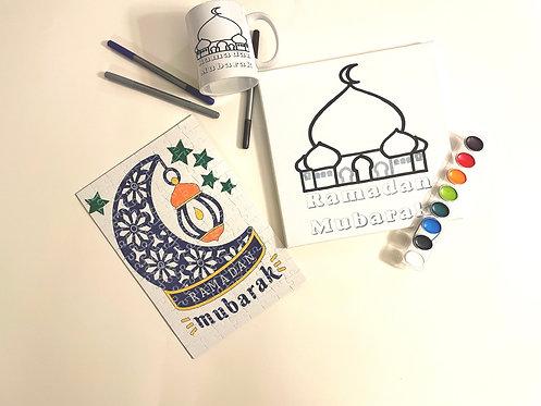 Kids Ramadan kit !