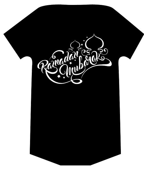 Ramadan Mubarak  T-Shirt or onesie