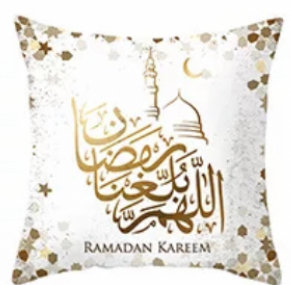 Ramadan/eid  accent pillow case about three week shipping