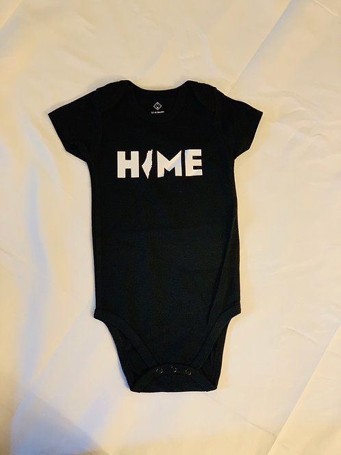 """""""Home"""" Infant Onesie"""