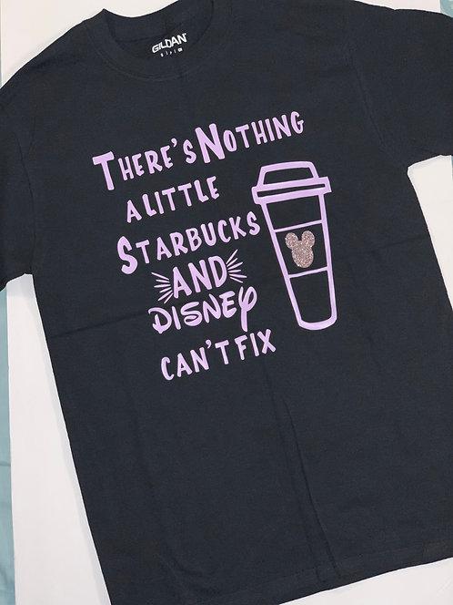 Disney Starbucks T-Shirt