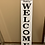 Thumbnail: Personalized Front Porch Welcome Sign