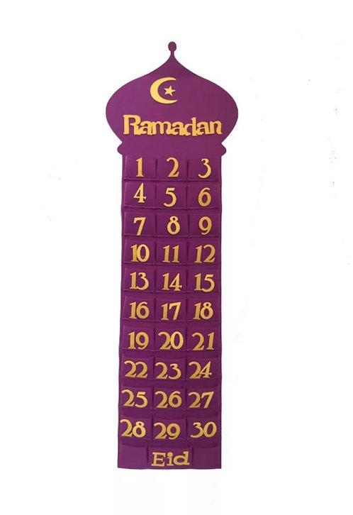Ramadan/ eid count down calendar