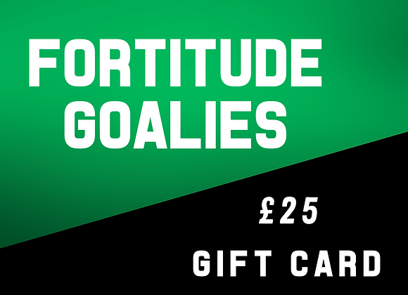 FORTITUDE GIFT CARD
