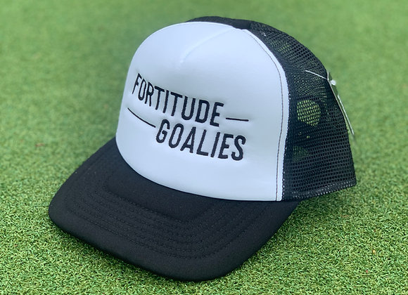 Fortitude Goalies Cap - Trucker Style
