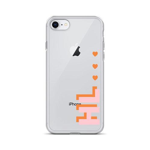 Bella iPhone Case