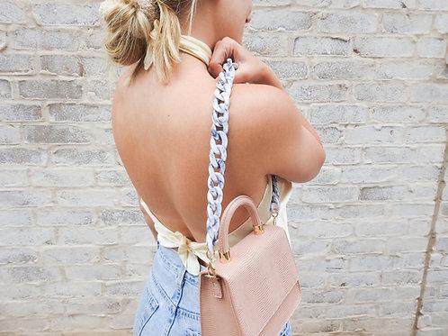 Acrylic Chain Bag Strap (Pre-Order)