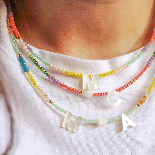 Bridgette Custom Initial Necklace