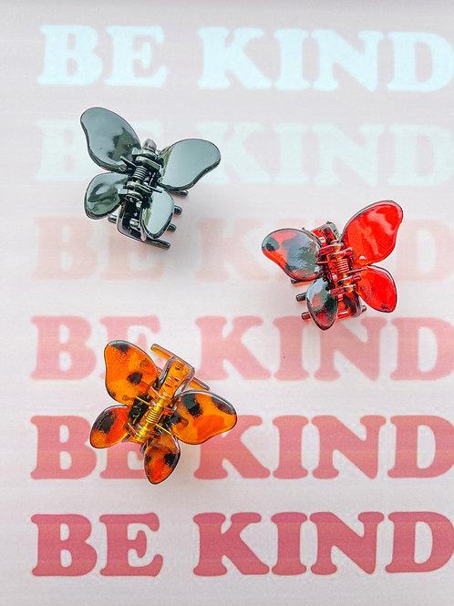Chandler Butterfly Clip