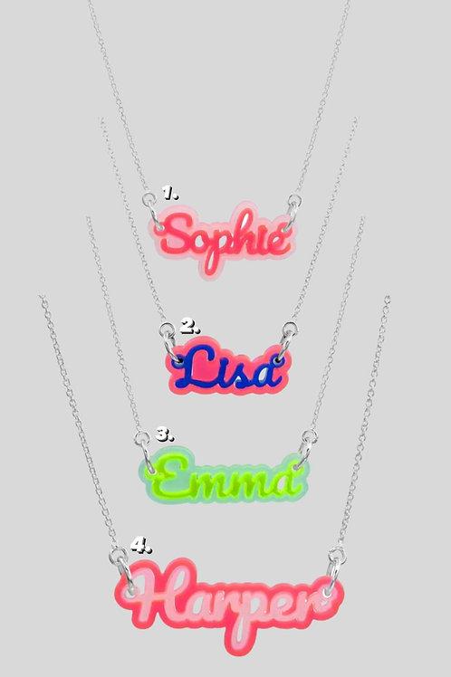 Emily Custom Necklace