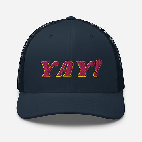 YAY Trucker Cap