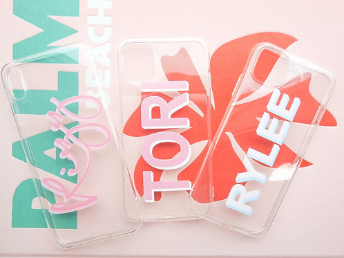 Layla Custom I-phone Case