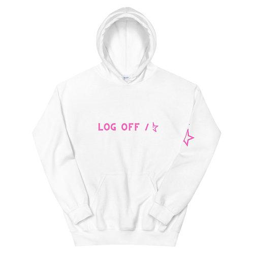 Log Off Hoodie