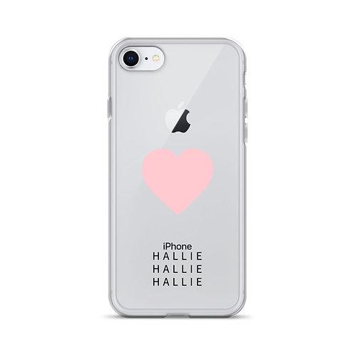 Jamie iPhone Case