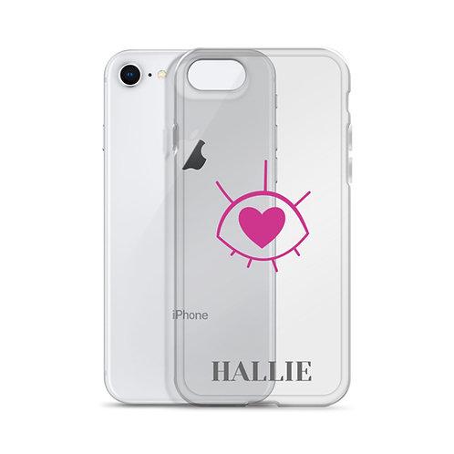 Sarah iPhone Case