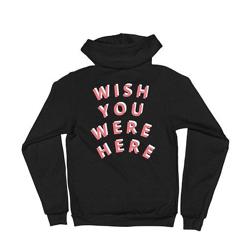 Wish you were here sweatshirt