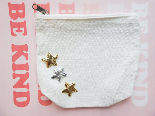 Simple Star Pouch