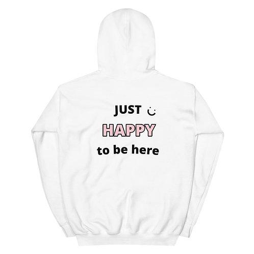 Just Happy Hoodie