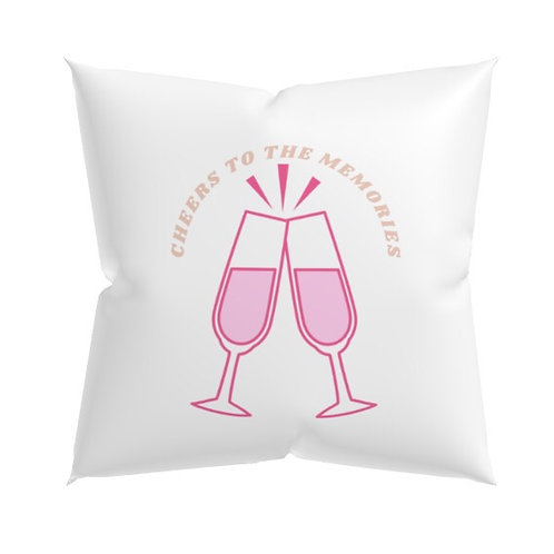 Cheers Pillow Case