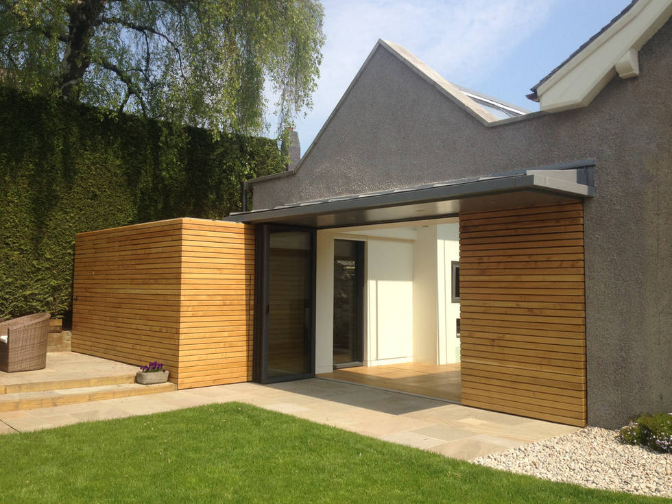 Alterations to a villa within West Murrayfield Conservation Area.
