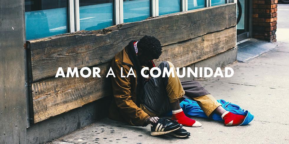 Projecto Amor a la Comunidad | Jóvenes Adultos