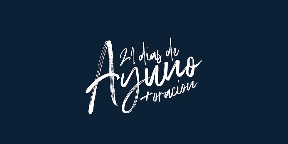 21 dias de Ayuno + Oracion (1)