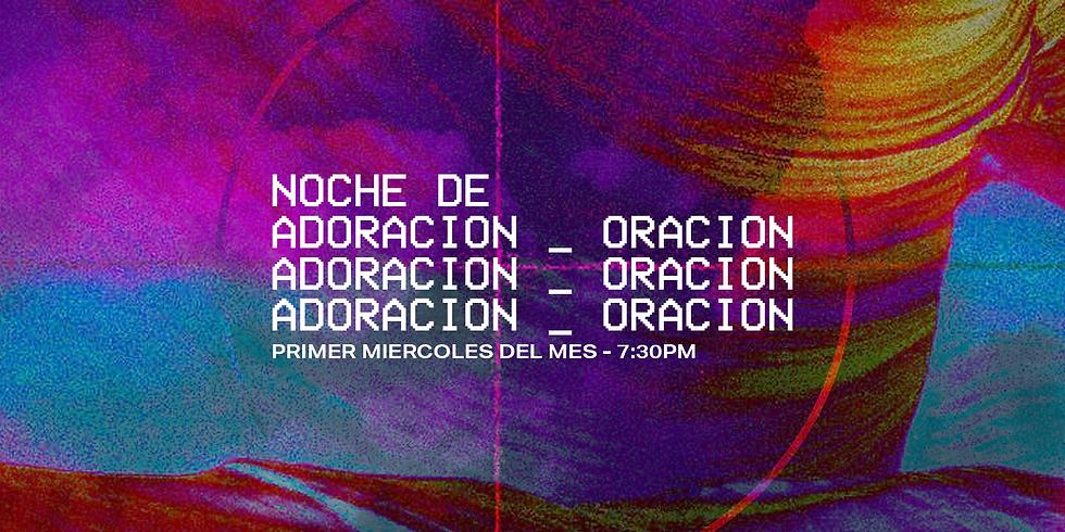 Noche de Adoración + Oración