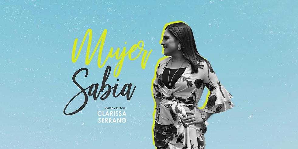 Mujer Sabia con Clarissa Serrano