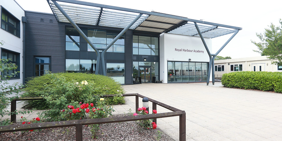 The Royal Harbour Academy Open Evening