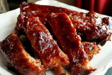 surfside pizza saucy bbq ribs