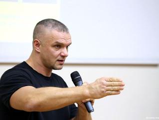 В.Епифанцев провел мастер-класс в МГИМО для будущих ораторов