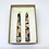 Thumbnail: Green Log Earrings