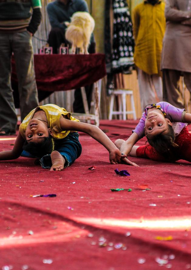 Lucky Irani Circus