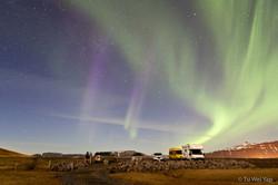 Aurora Borealis at Grundarfjord 4