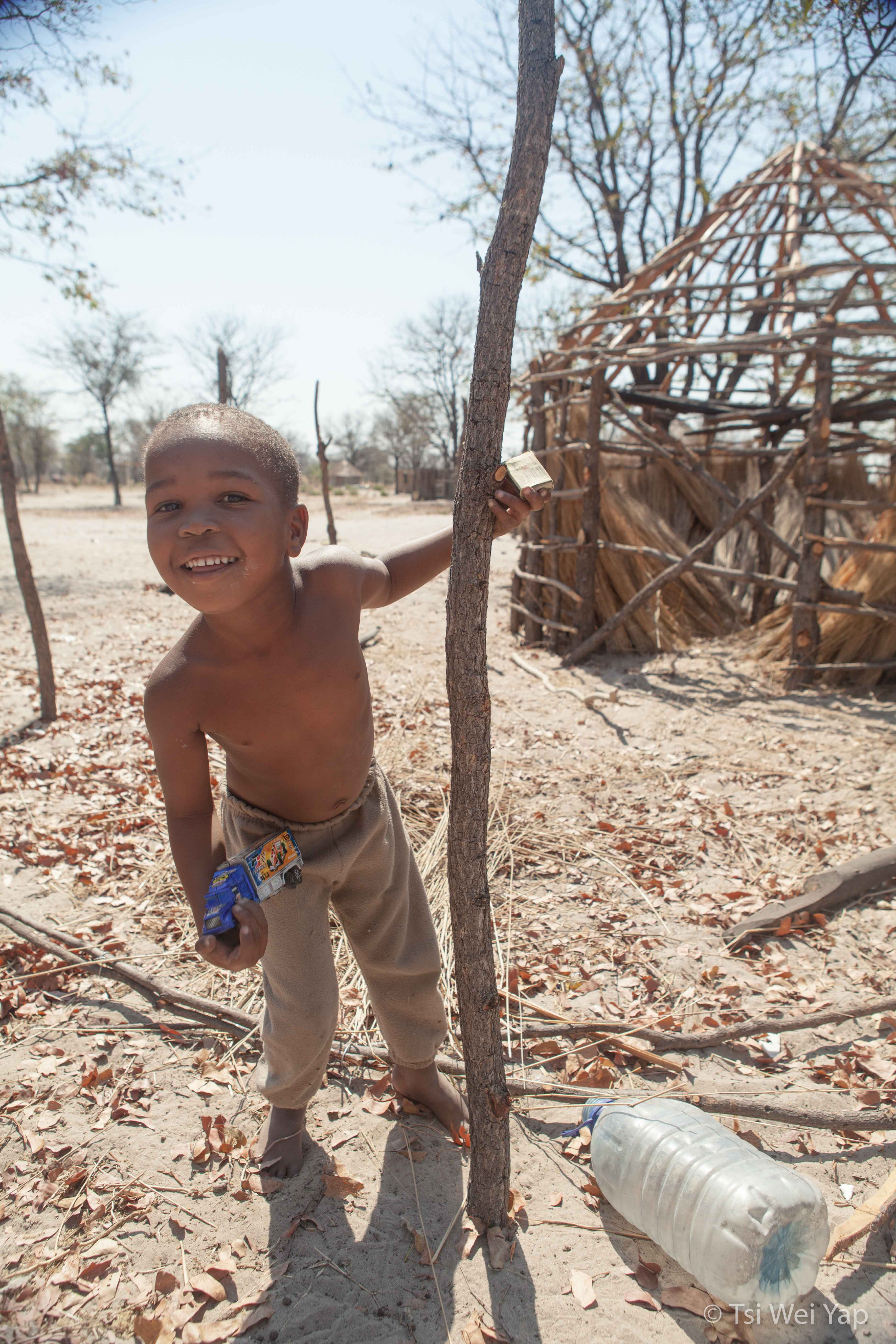 Young Boy -Okavango Delta
