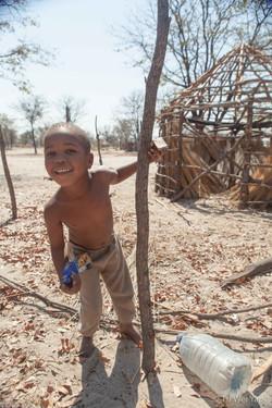 Young Boy -Okavango Delta