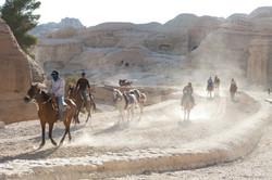 The Ride Home - Petra, Jordan
