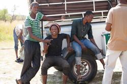 Villagers - Okavango Delta