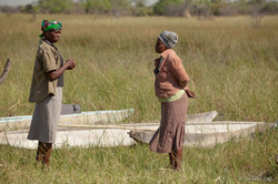 Okavango Delta Villagers