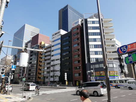 港区・浜松町・まさかの3時間で業務終了⁉ラッキー(^O^)/