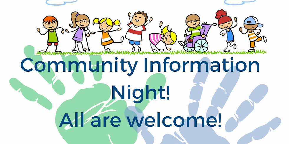 Community Information Night: Financial Security for a Loved One with Special Needs