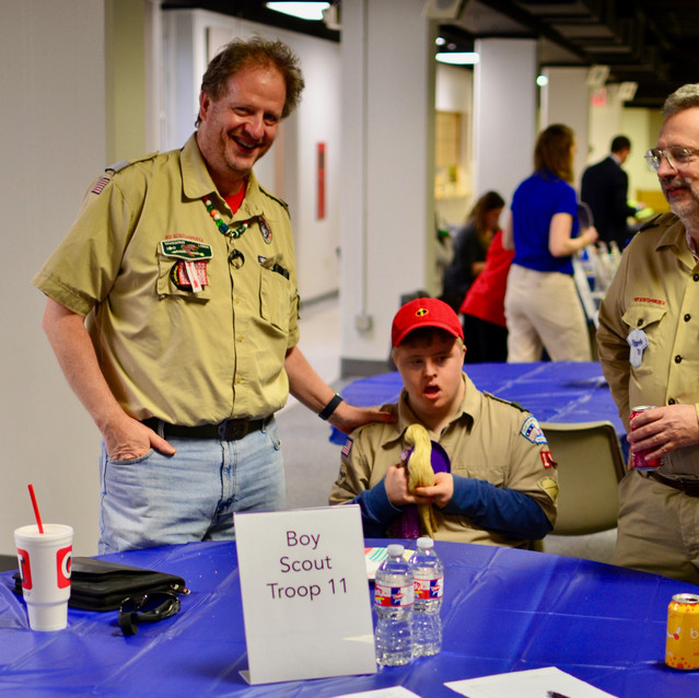Scout Troop 11
