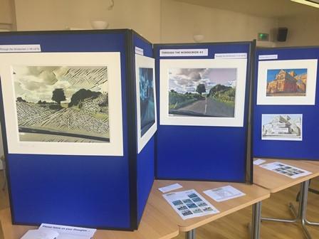 Exhibition Sept 2017