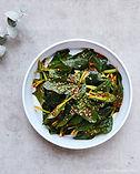 kimchi rau chân vịt.jpg